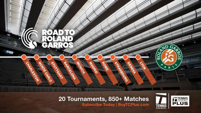 Andy Murray going to Rometopractice, plans Geneva or Lyonreturn