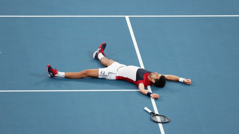 In ATP Cup classic, Djokovic outguns Medvedev to put Serbia into final