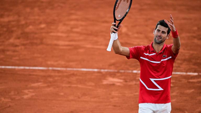 The Rally: Novak Djokovic, in the homestretch of a topsy-turvy season