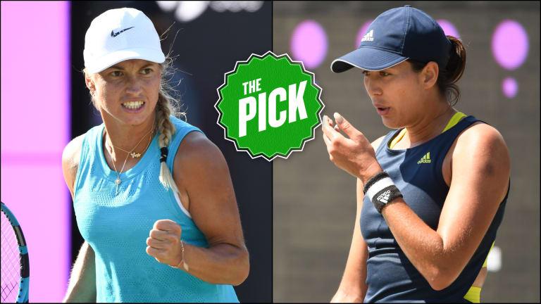 The Pick: Yulia Putintseva vs. Garbiñe Muguruza, WTA Charleston