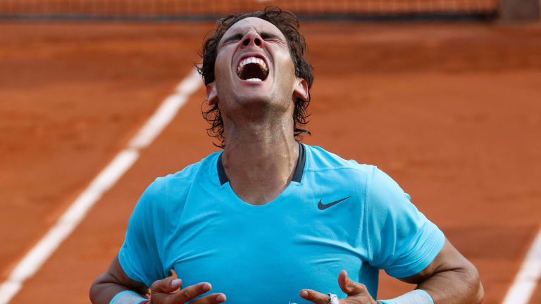 14. 2014 French Open