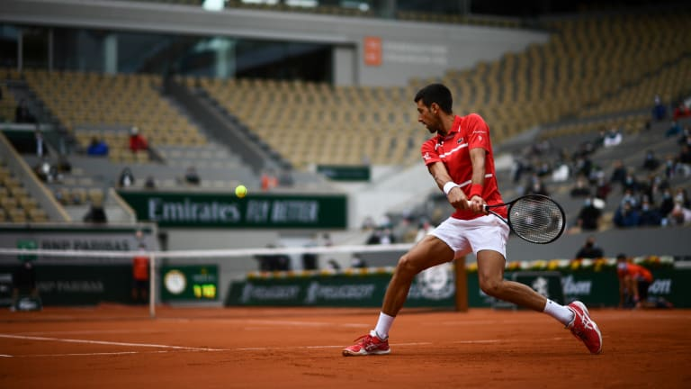 10 Things to Know, Day 7: Novak Djokovic is 11-0 against lucky losers