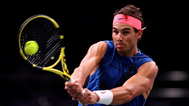 What's at Stake: Nadal, Djokovic start their battle for No. 1 in Paris