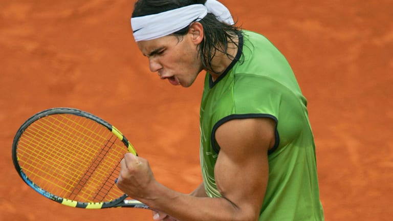 Top 5: Memorable moments from the French Open's 'Bullring' court
