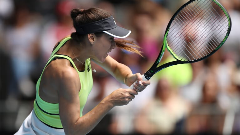 Cirstea wins biggest title since 2011 at $100,000 ITF event in Dubai