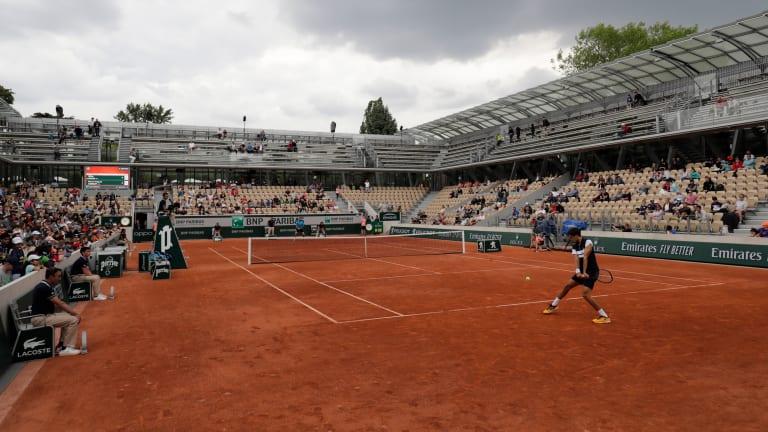 Court Simonne-Mathieu: Great change comes to historic Roland Garros