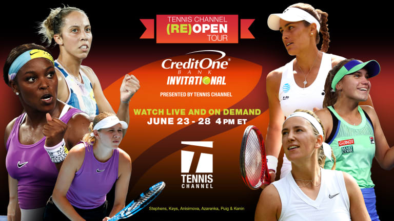 Credit One Bank Invitational, Day 1: Kenin, Fernandez win early
