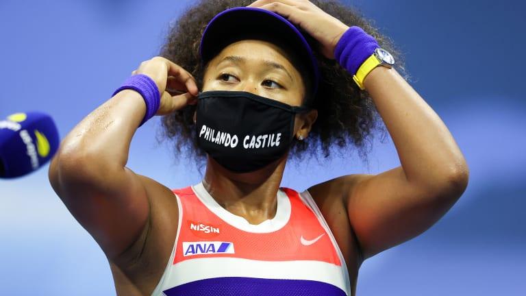 Top Moments of 2020: Osaka's social activism sends message at US Open