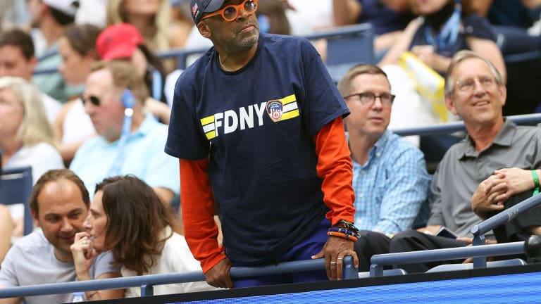 Director and actor Spike Lee