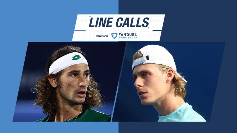 Line Calls presented by Fanduel Sportsbook: ATP Dubai & Acapulco