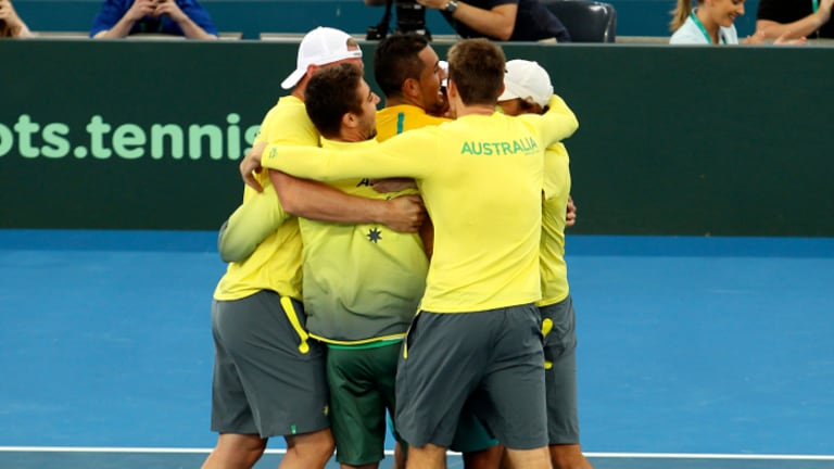 What Kyrgios can do for Australia, and what its team can do for him