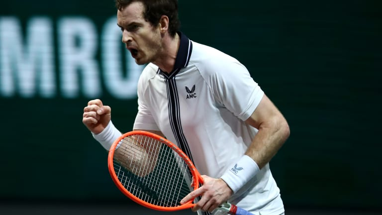 Out of Miami, Andy Murray hoped for consistency to elevate comeback