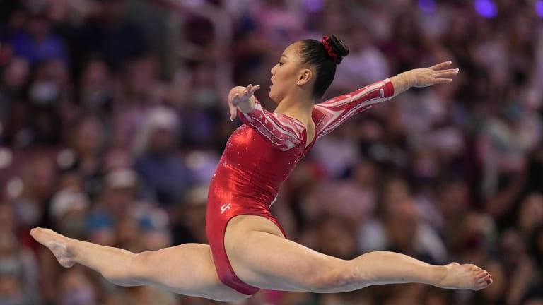 US Gymnastics Positive Olympics