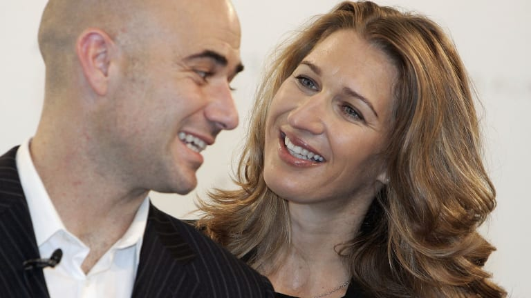 Andre Agassi's 50 years have had it all, on and off the tennis court