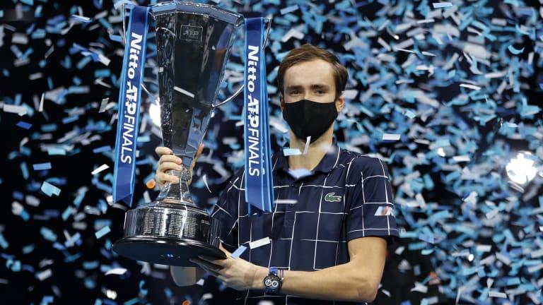 ATP Players of 2020, No. 5: Daniil Medvedev