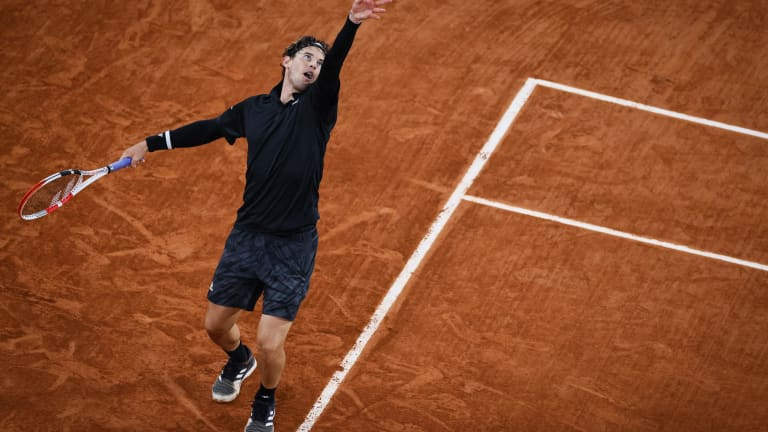 10 Things to Know, Day 8: Thiem aiming for fifth straight quarterfinal