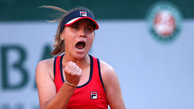 Sofia Kenin's fearless—but never reckless—play ousted Serena Williams