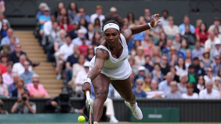 Williams' head-to-head with Azarenka currently stands at 18-5.