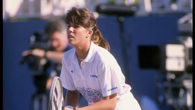 Throwback Thursday: 1990, Jennifer Capriati turns pro at 13