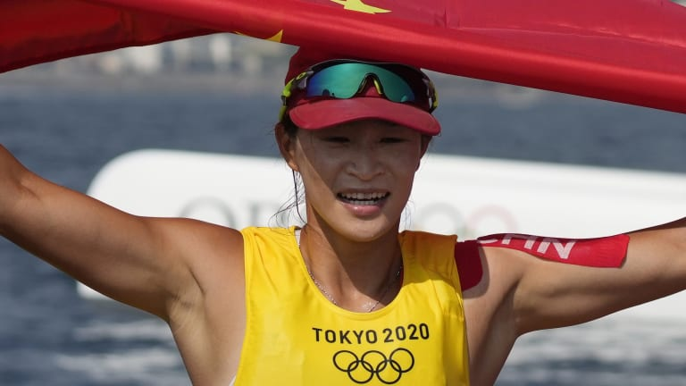 Tokyo Olympics Sailing