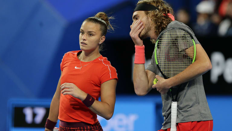 Amid pandemic and cozier tour talks, Hopman Cup is the event we need