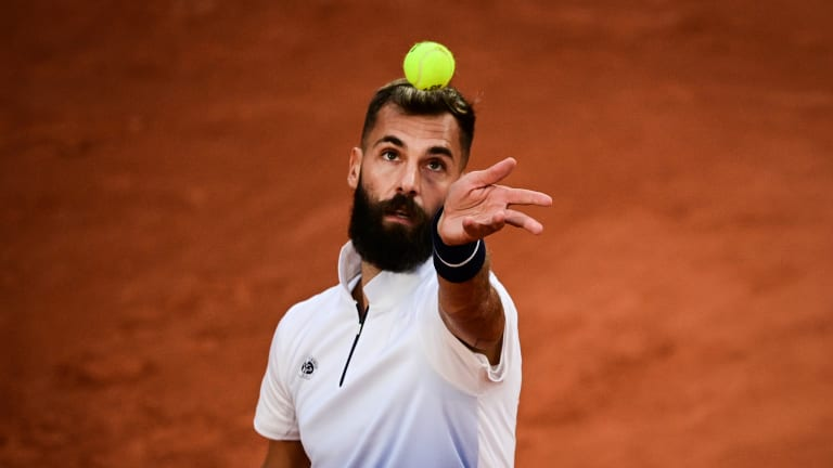 As Paire wins opener in Paris, Roland Garros changes testing protocols