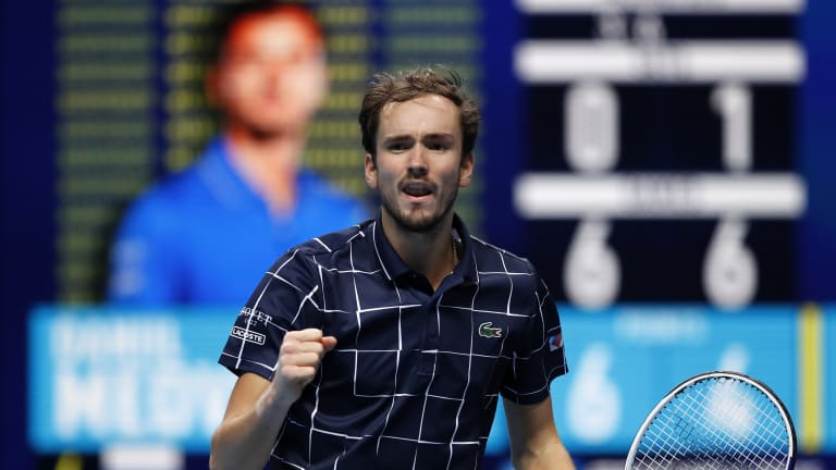 Medvedev vs. Thiem: 10 things to know about the ATP Finals title match