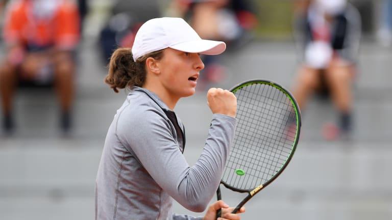 Passport to RG, Day 2—Nadal, Serena, Thiem move on; Giustino's big win