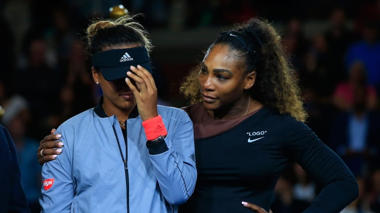 A Crying Shame: The 2018 US Open will only be remembered for Serena