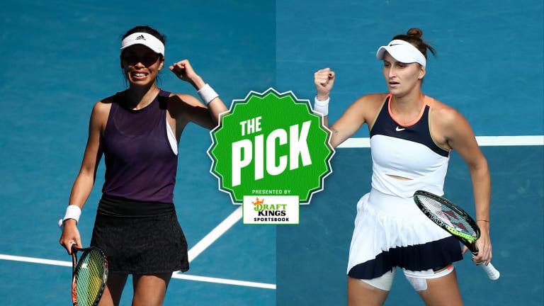 The Pick: Hsieh Su-wei vs. Marketa Vondrousova, AO fourth round
