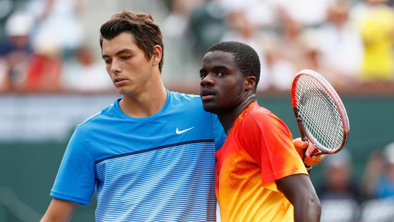 Despite Miami loss, Isner still standing tall for U.S. men's tennis