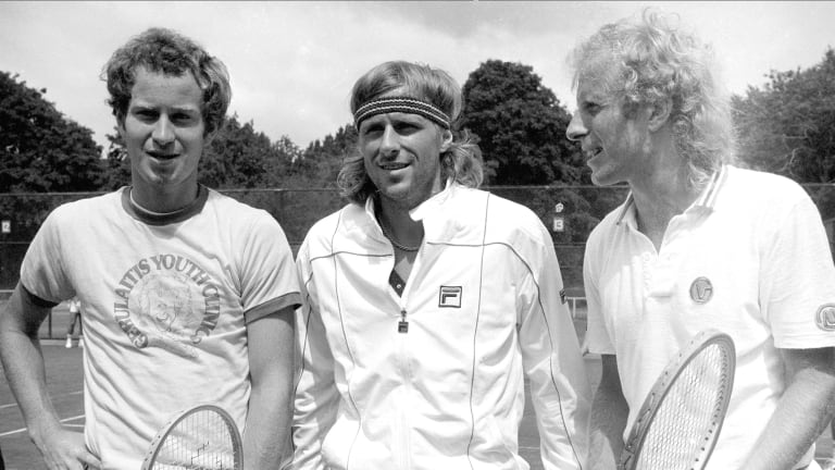 How Borg, Connors, Gerulaitis & McEnroe stirred masses and moved poets