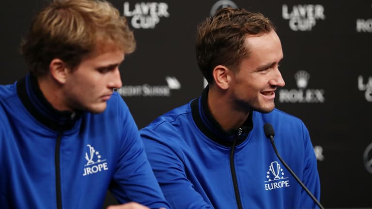Alexander Zverev and Daniil Medvedev have enjoyed breakthrough seasons and appear to be the successors to the Big Three. To what degree that success amounts to is a different story.