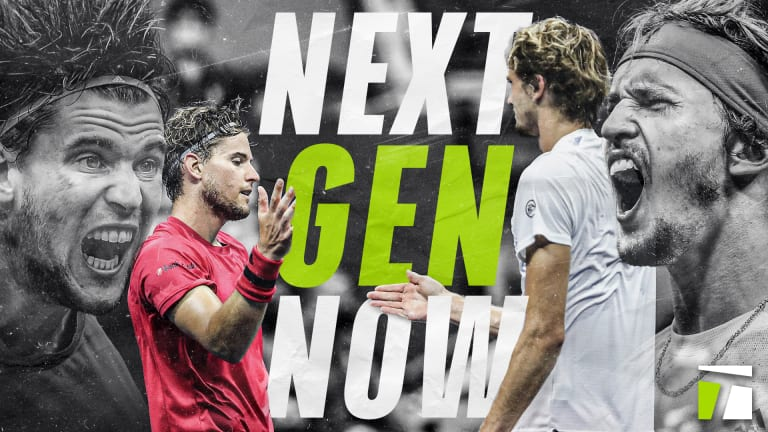 Thiem and Zverev signal Generation Now for Austrian and German tennis