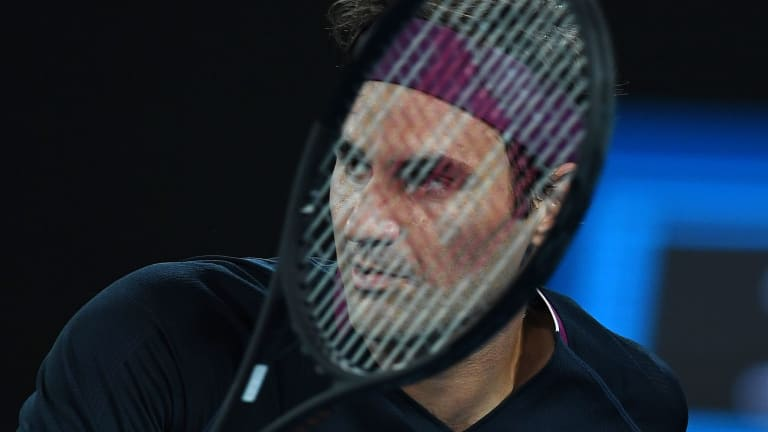 Djokovic sails into Australian Open third round; Federer follows suit