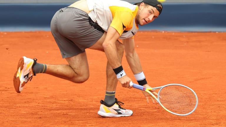 On home soil in Munich, Jan-Lennard Struff makes first ATP Tour final