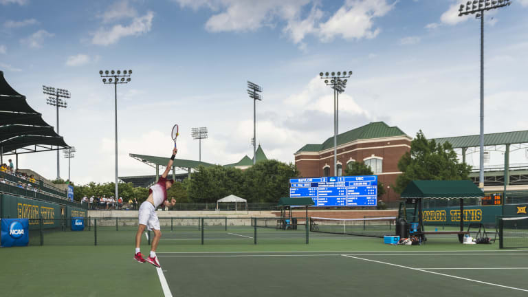 New School: College tennis is setting a course for the sport's future