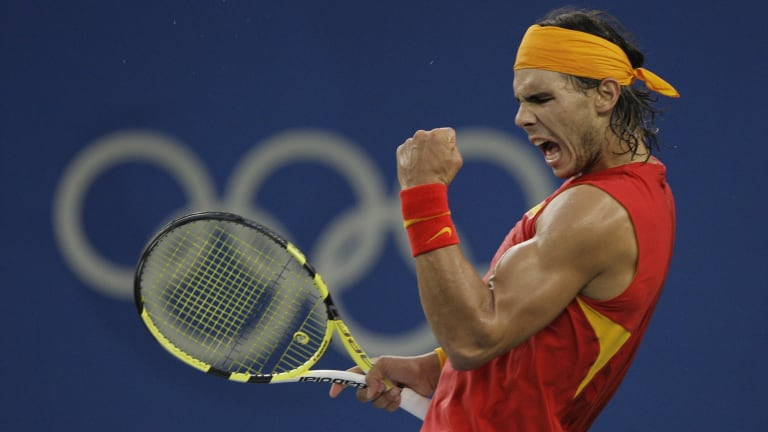 Tennis Preview Olympics