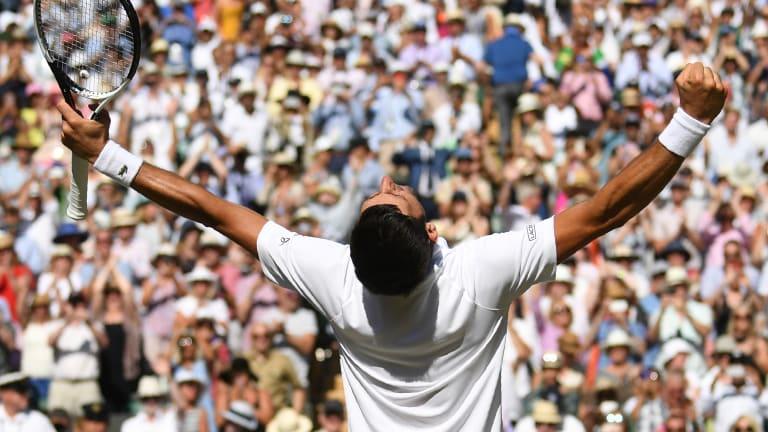 13. 2018 Wimbledon