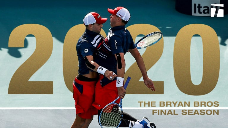 EXCLUSIVE—Bryan brothers announce that 2020 will be their final season