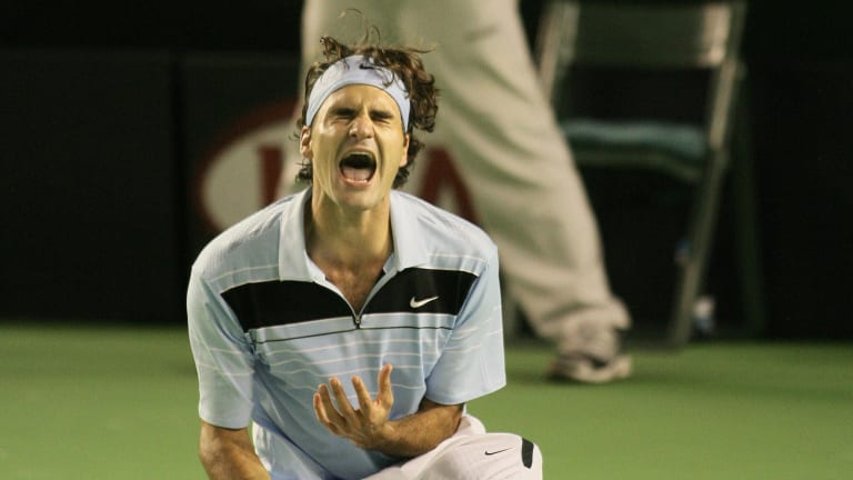 10. 2007 Australian Open