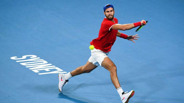 In ATP Cup Final 8, Kyrgios & de Minaur heroic in edging Great Britain