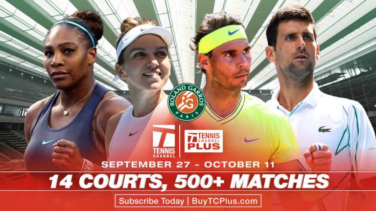 Halep, Anisimova set up highly anticipated Roland Garros rematch