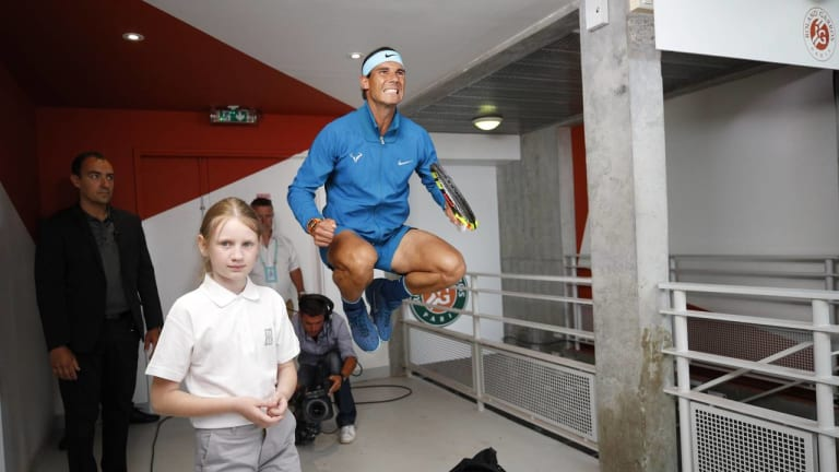 Opelka, Paul reveal which ATP stars can dunk a basketball