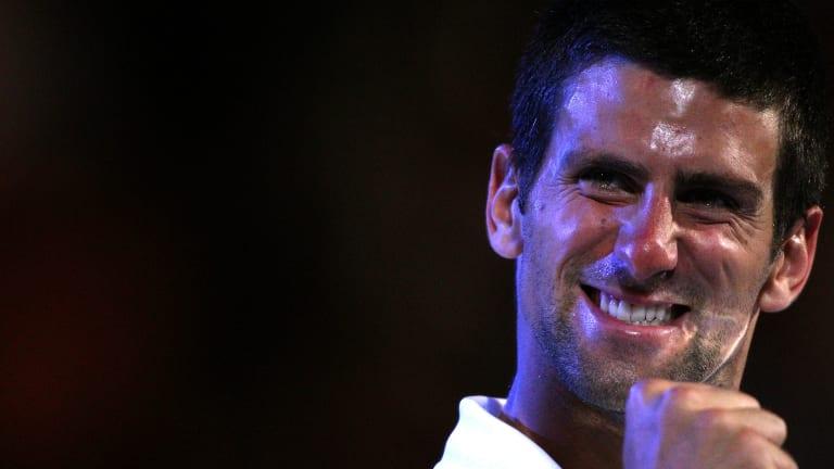 2. 2011 Australian Open