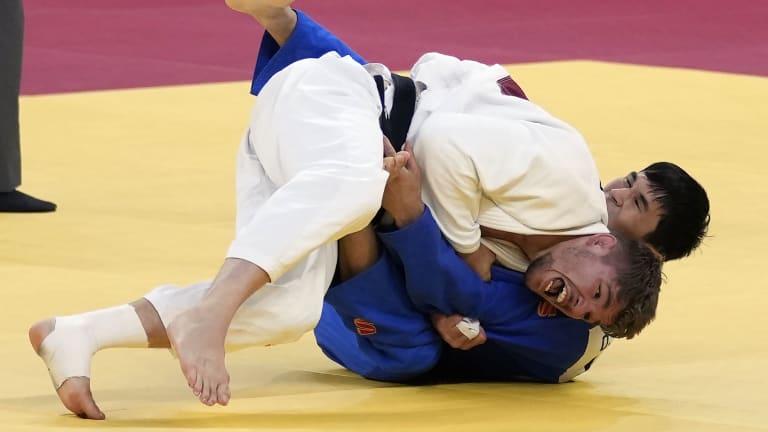 Tokyo Olympics Judo