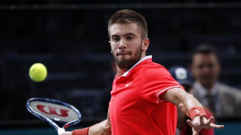 The Next Gen ATP Finals' Class of 2018 has big shoes to fill