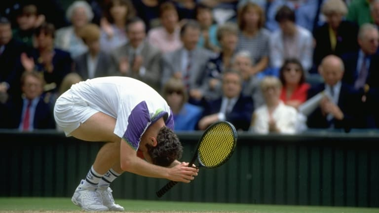 Called 'McEnroe' at Alabama, tennis-lover Mac Jones is ready for NFL