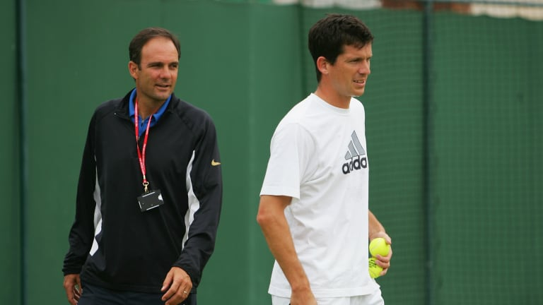 Behind the curtain: Henman on the AELTC's decision to cancel Wimbledon