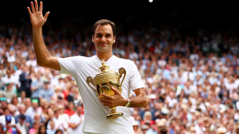 Why Federer, Nadal and Djokovic have dominated particular tournaments